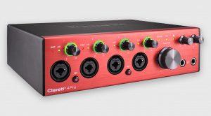 Clarett+ 4Pre