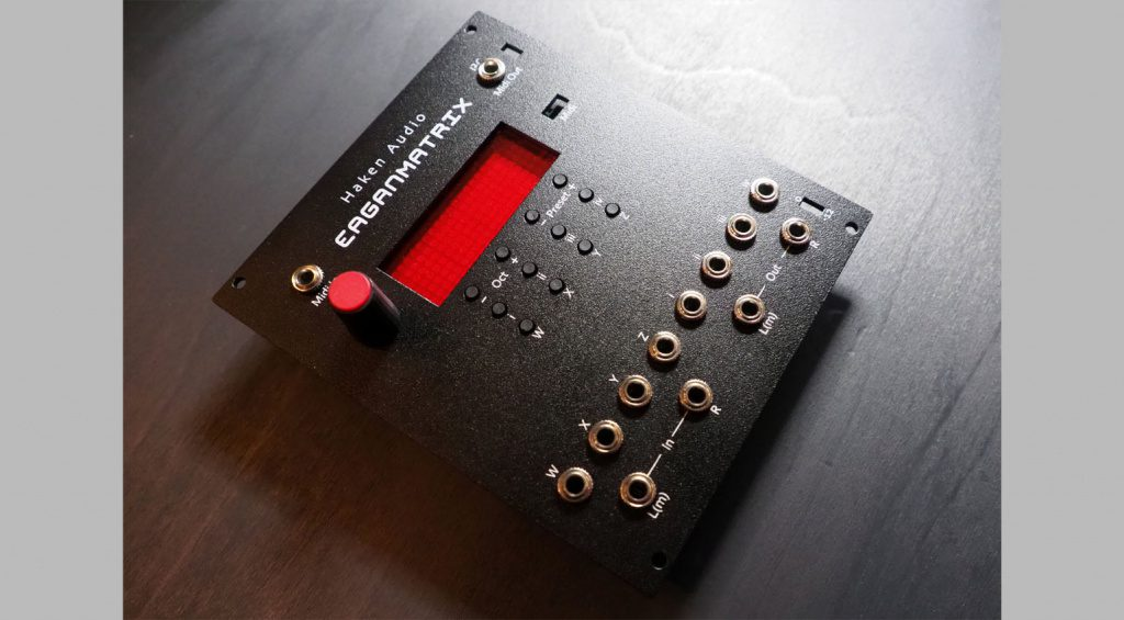 Haken Audio EaganMatrix Module