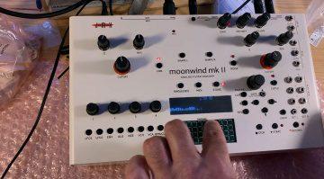JOMOX Moonwind MkII