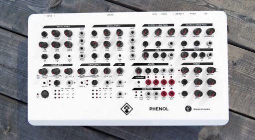 Kilpatrick Audio Phenol