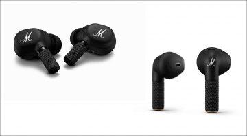 Two new Marshall Earphones