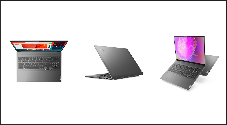 Lenovo's new Yoga Slim 7 Pro laptop.