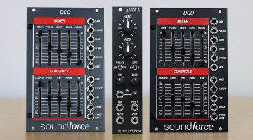 SoundForce DCO and uVCF