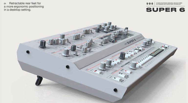 UDO Audio Super 6 Desktop