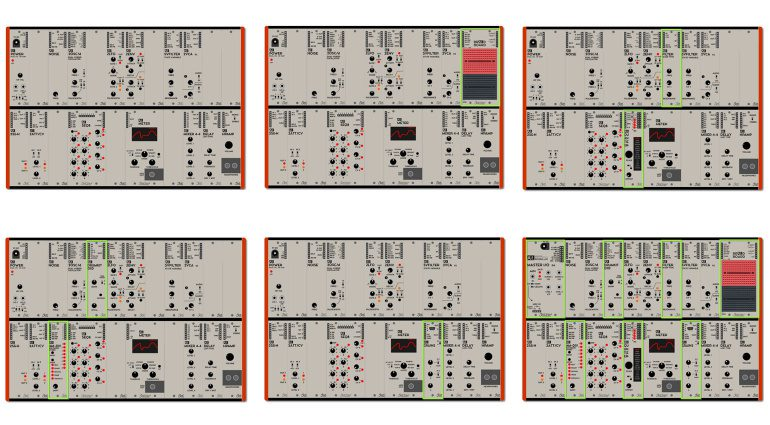 Tangible Waves Synth Explorer options