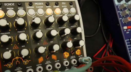Tiptop Audio FSU and MODFX