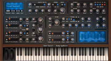 Tone2 Saurus 3