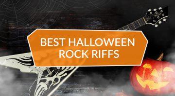 Best Halloween Rock Riffs