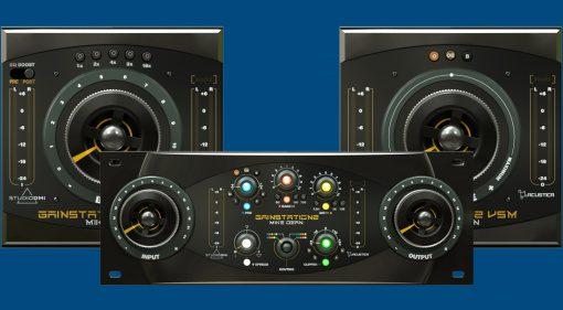 Acustica Audio Gainstation 2