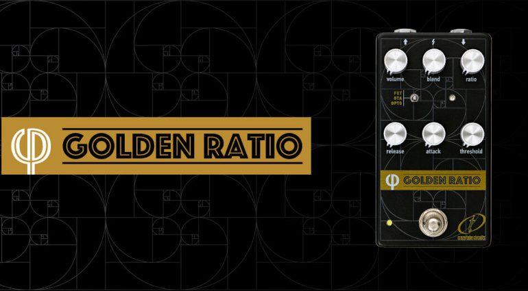 Crazy Tube Circuits Golden Ratio φ Phi Compressor