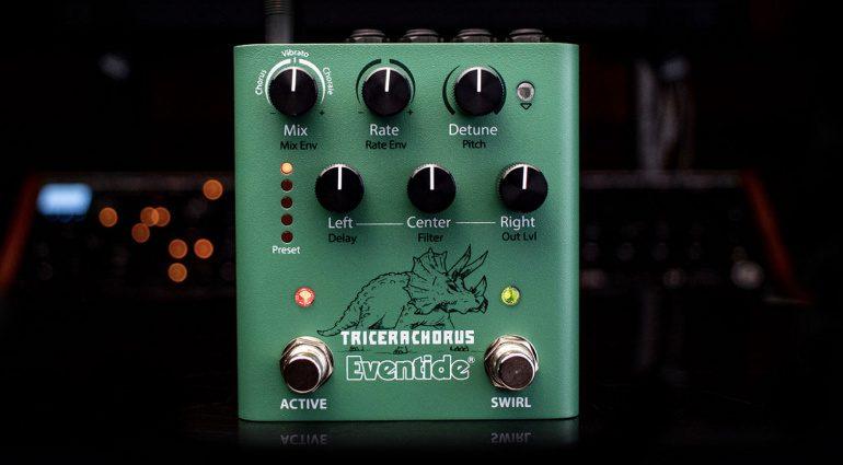 Eventide Audio TriceraChorus