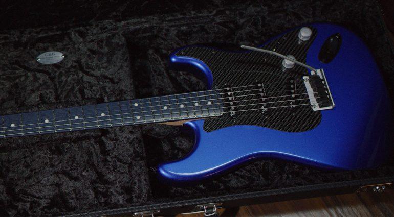 Fender Custom Shop Lexus Stratocaster