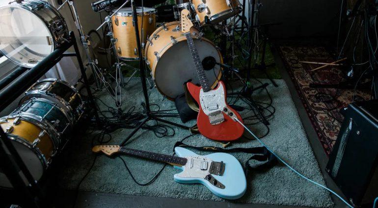 Fender Kurt Cobain Jag-Stang