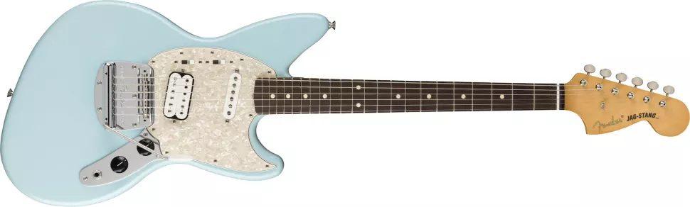 Fender Kurt Cobain Jag-Stang Sonic Blue