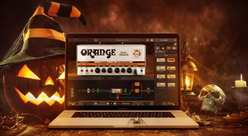 Free IK Multimedia Orange Dual Terror for AmpliTube 5