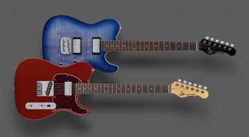 G&L expands ASAT with two new $549 Tribute Series models