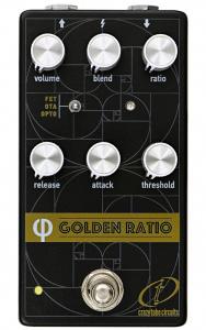 Crazy Tube Circuits Golden Ratio Phi V2 - Three Compressor Types