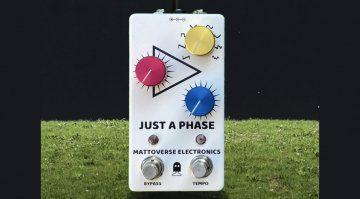Mattoverse ElectronicsJust a Phase