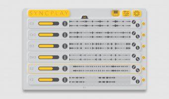 Rast Sound Sync Play