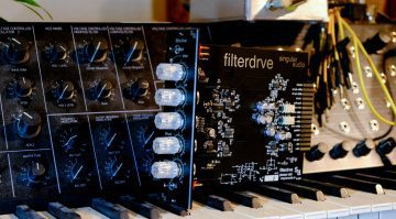 Singular Audio filterdrve