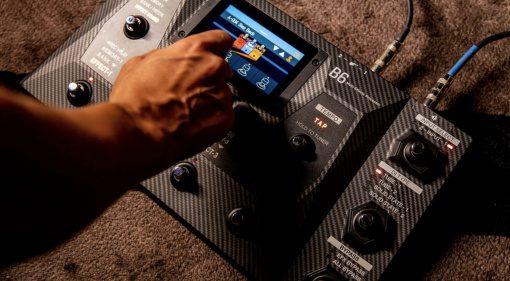Zoom B6, finally a dedicated bass multi effects floor unit