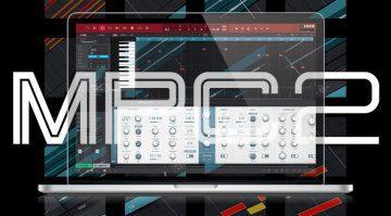 AKAI MPC 2 software