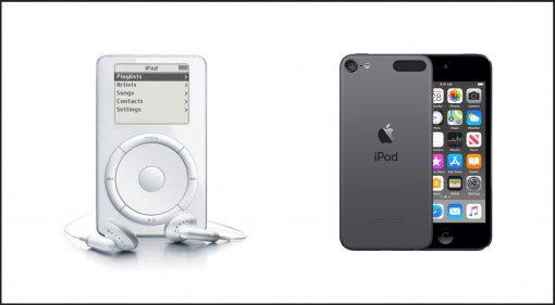 The iPod's 20 year anniversary