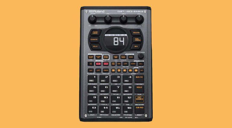Roland SP-404 MKII