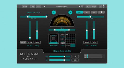 Nugen Audio Paragon ST
