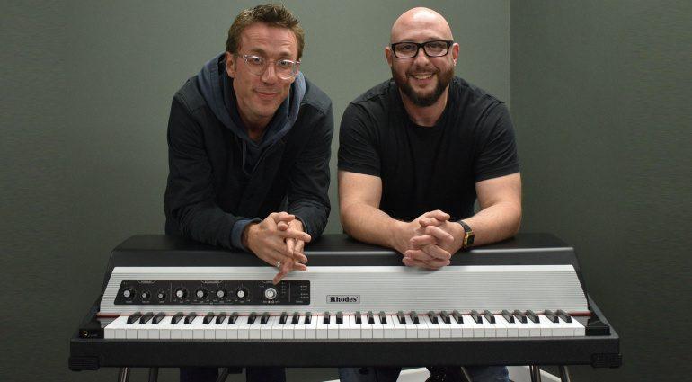 Rhodes MK8 with Dan Goldman and Bill Laurance