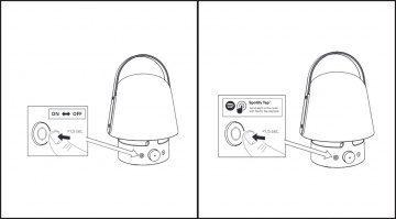 The Ikea Vappeby outdoor speaker
