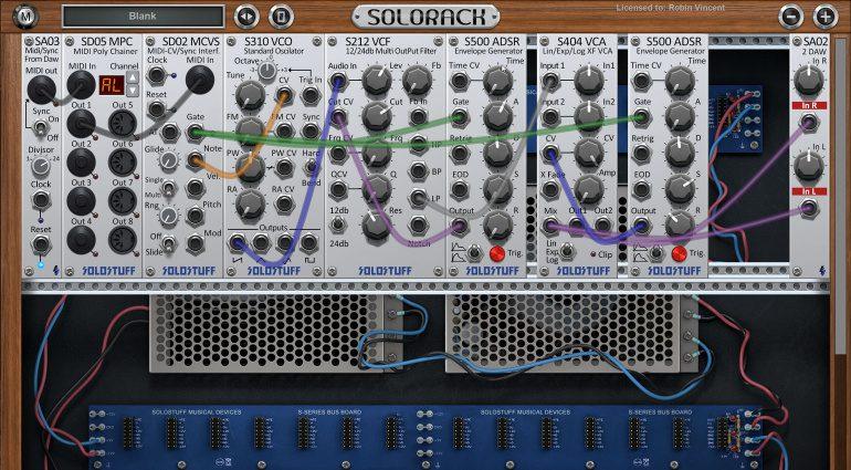 SoloStuff SoloRack 2.0