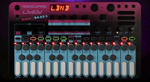 Sonicware LIVEN Bass&Beats