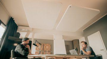 t.akustik PET Ceiling Absorber