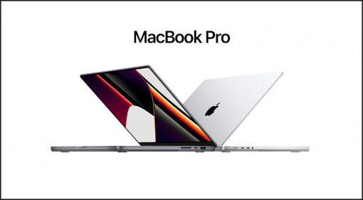 Apple's new Macbook Pro laptops