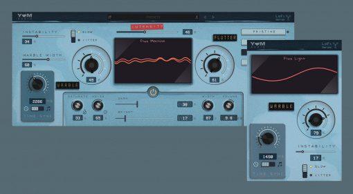 Yum Audio LoFi Flux Machine